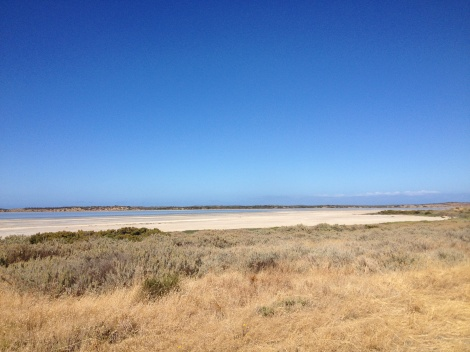The mighty Coorong