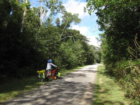 Road to Hidden Valley
