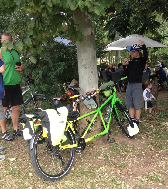 Cycle Touring - The Bicycle Pedlar