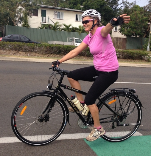 Vivente Anatolia DTT - cycle touring Townsville