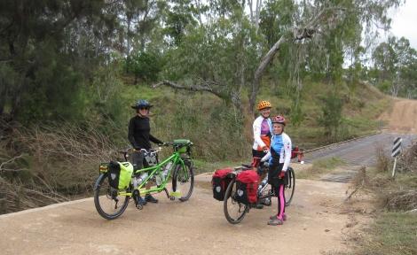 Fanning River - The Bicycle Pedlar
