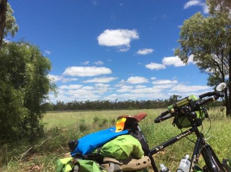 The Bicycle Pedlar - Flinders Highway