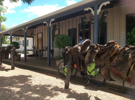 The Bicycle Pedlar - Prairie Hotel