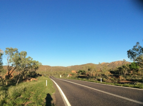 The Bicycle Pedlar - Cloncurry to Mount Isa