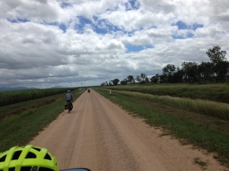 The Bicycle Pedlar - cycle touring - North Queensland