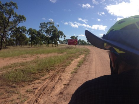 The Bicycle Pedlar - cycle touring - north QLD