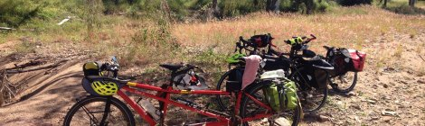 The Bicycle Pedlar - adventure cycling