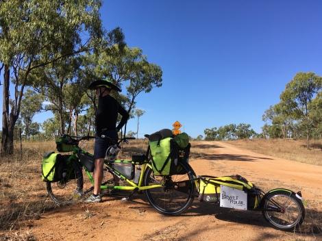 The Bicycle Pedlar - cycle touring