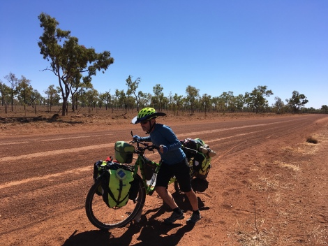 The Bicycle Pedlar - cycle touring