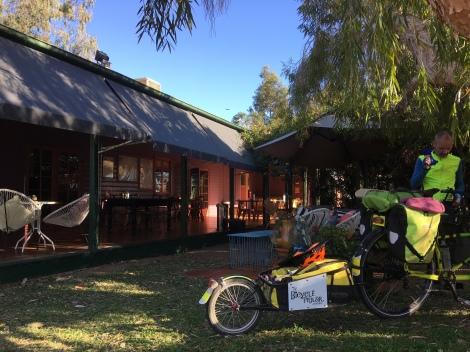 The Bicycle Pedlar - Fanny Mae's Cafe Tambo