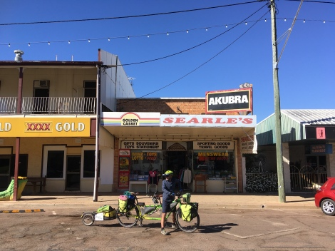 The Bicycle Pedlar - Searles, Winton